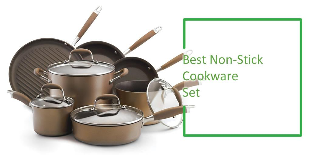 Ten Best Non Stick Cookware Set In 2018 Guide And Reviews