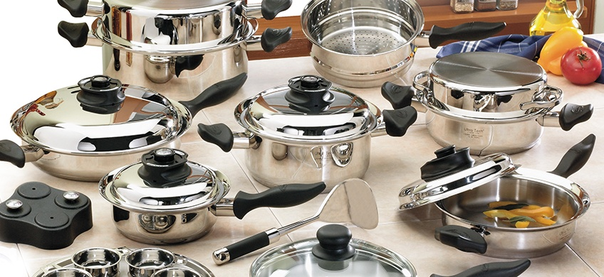 How To Use Stainless Steel Cookware Set Step By Step Guide