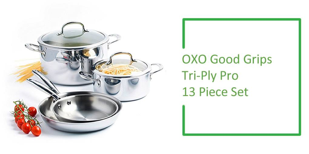 Review How Versatile Is The Oxo Good Grips Tri Ply