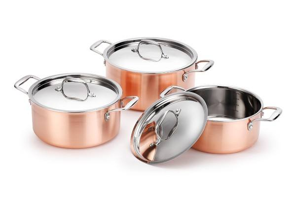 copper vs stainless steel