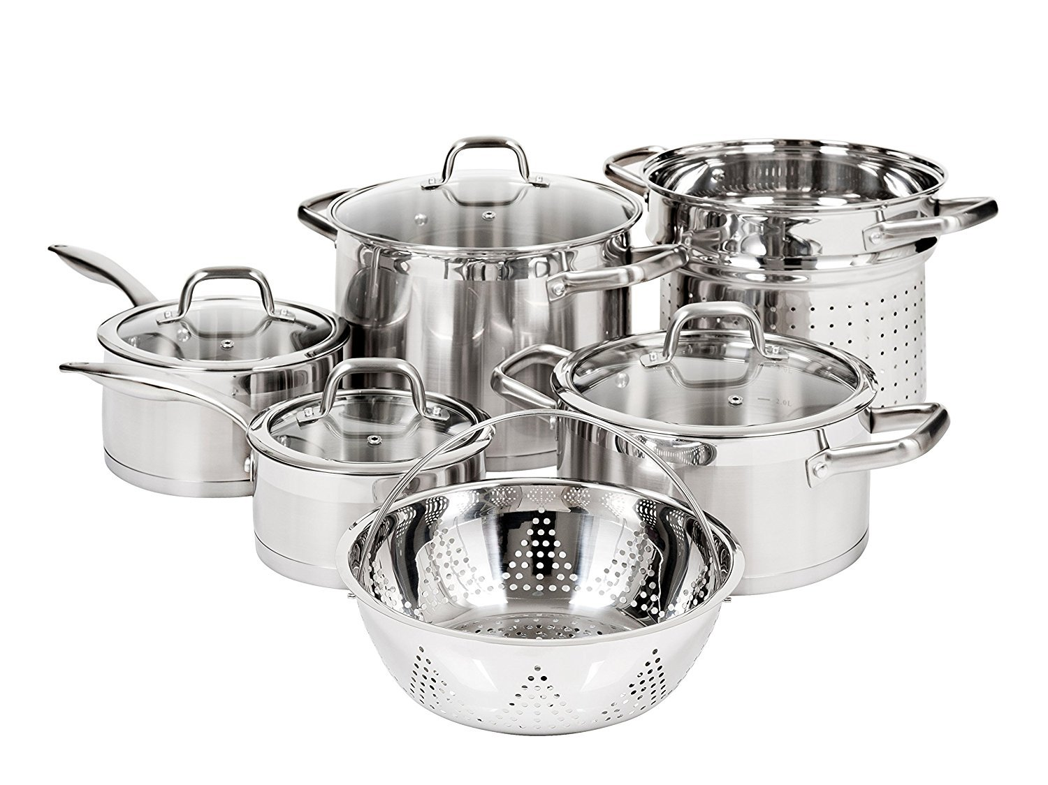 Duxtop Professional Stainless Steel Cookware Set Review