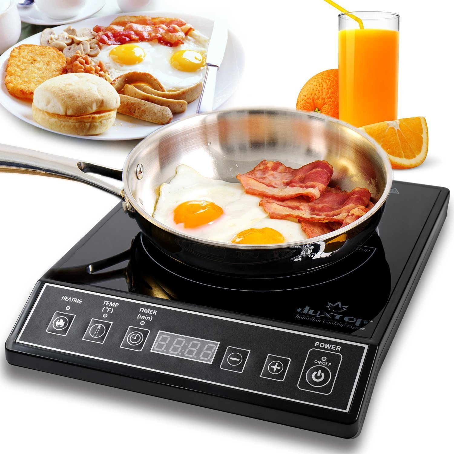 Secura 9100MC 1800W Induction Cooktop Review