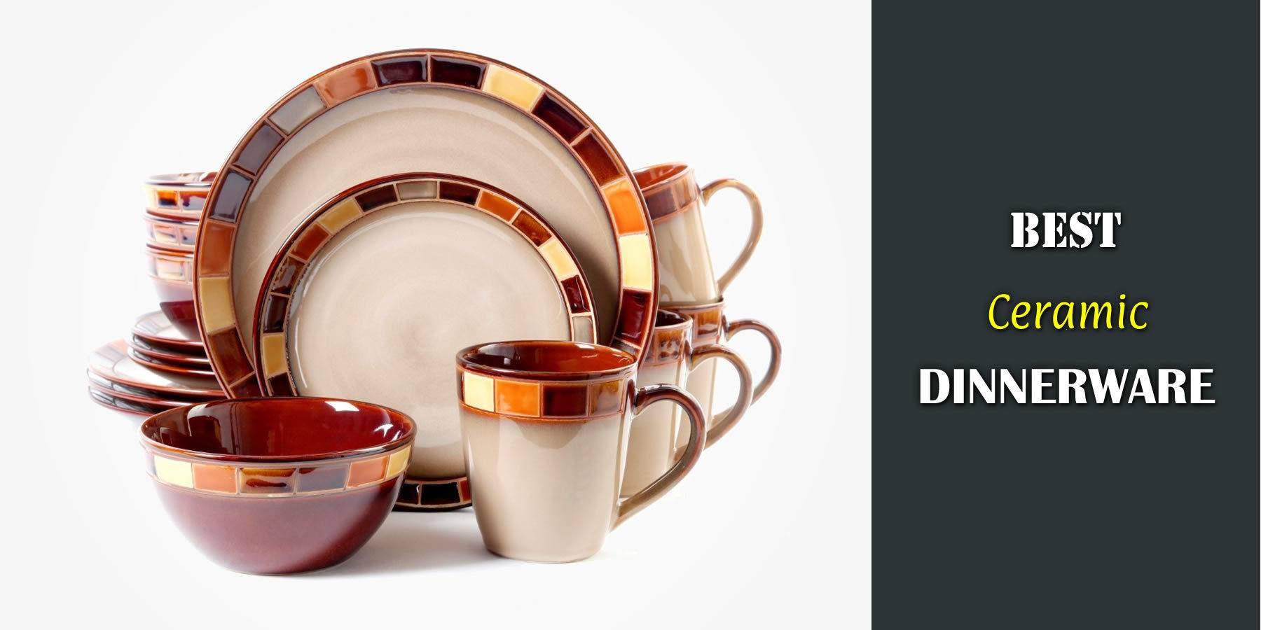 How to buy a dinner service and not be disappointed