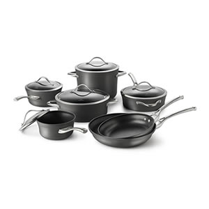 Calphalon Nonstick Cookware Set, 12-Piece