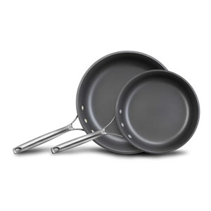 Calphalon 10 and 12 Fry Pan