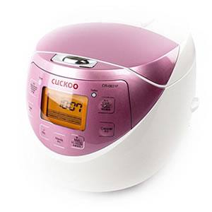 Cuckoo CR-0631F Electric Heating Rice Cooker Review