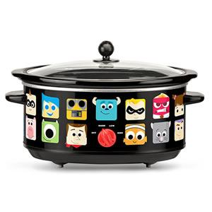 Disney Pixar Oval Slow Cooker