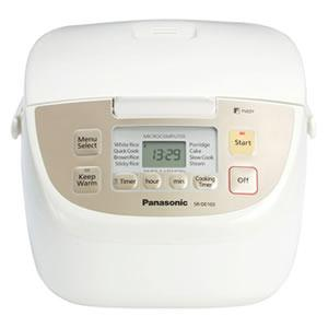 Panasonic SR-DE103 Fuzzy Logic 8 Pre-Program Rice Cooker Review