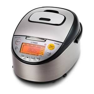 Tiger JKT-S10U-K IH Rice Cooker with Slow Cooker and Bread Maker Review