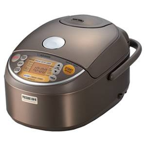 Zojirushi Induction Heating Pressure Rice Cooker & Warmer NP-NVC10 Review