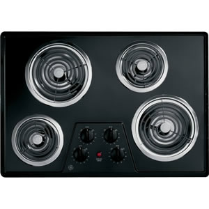 30 Coil Electric Cooktop With Upfront Controls Review