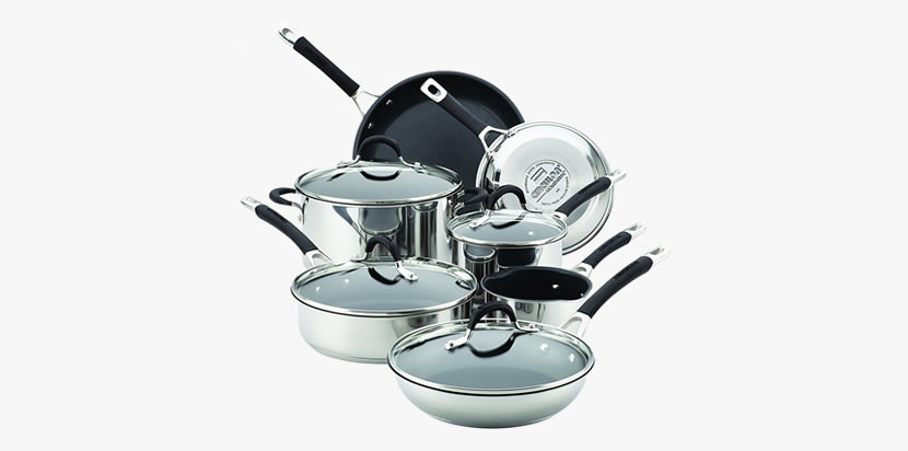 Circulon 78003  Momentum Nonstick, 11 Piece Cookware Set Review