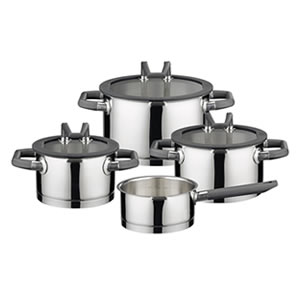 ELO Cookware, 7-Piece Black Pearl