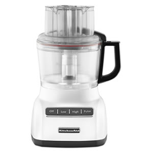 KitchenAid KFP0922WH Food Processor Review