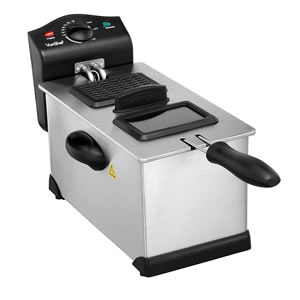 VonShef Deep Fryer with Basket and Viewing Window Review