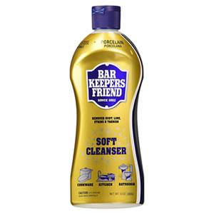 (2 Pack) Bar Keepers Friend Soft Cleanser