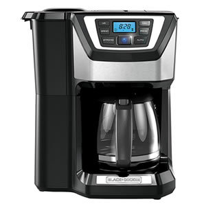 Black & Decker CM5000B 12-Cup Mill and Brew Coffee Maker Review
