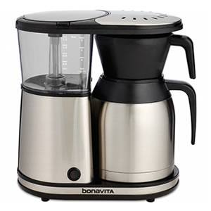 Bonavita BV1900TS 8-Cup Carafe Coffee Brewer Review