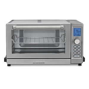 Cuisinart TOB-135N Convection Toaster Oven Broiler Review