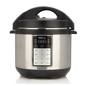 Fagor 670042050, 4 Quart, Electric Pressure Cooker