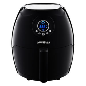GoWISE USA 2nd Generation Electric Digital Air Fryer
