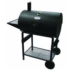 Kingsford GR1031-014984 Barrel Charcoal Grill Review