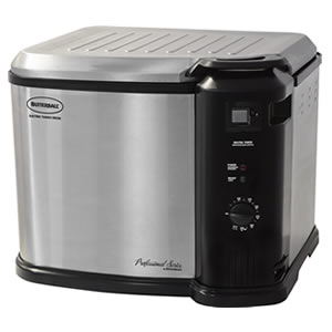 Masterbuilt 23011114 Electric Turkey Fryer Review