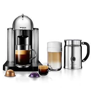 Nespresso A+GCA1-US-CH-NE Coffee and Espresso Maker