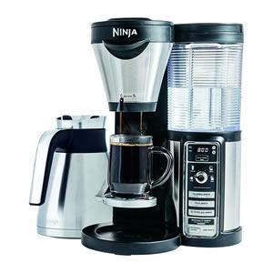 Ninja Coffee Bar Brewer, Thermal Carafe (CF086) Review