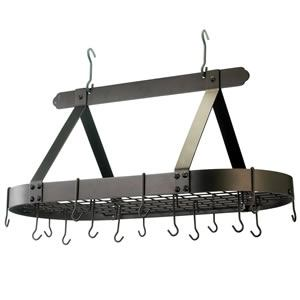 Old Dutch Oval Steel Pot Rack