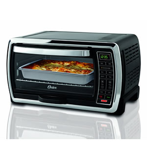 Oster TSSTTVMNDG Countertop 6-Slice Convection Toaster Oven