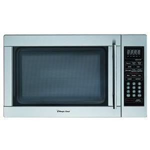 Magic Chef MCD1310ST Stainless Steel  Microwave