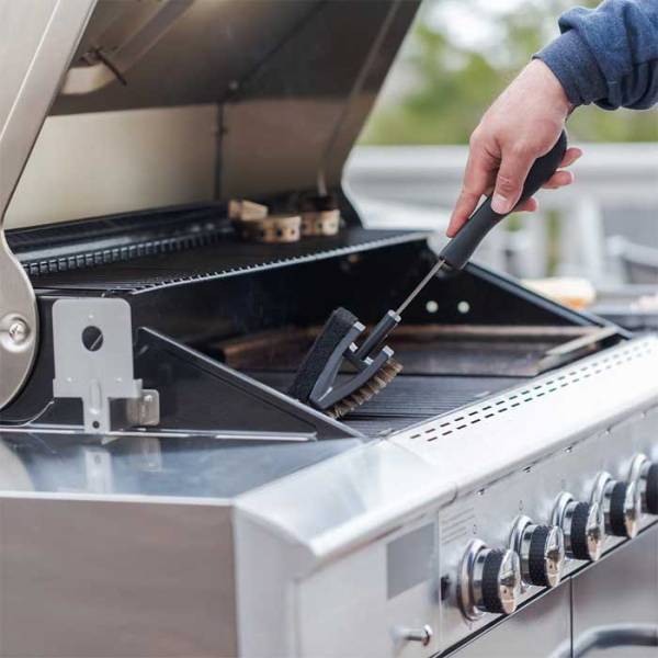 How To Clean Stainless Steel Grill