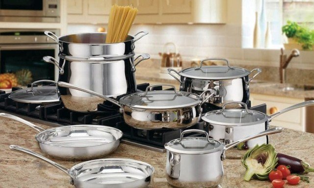 Best Stainless Steel Cookware Reviews & Guide
